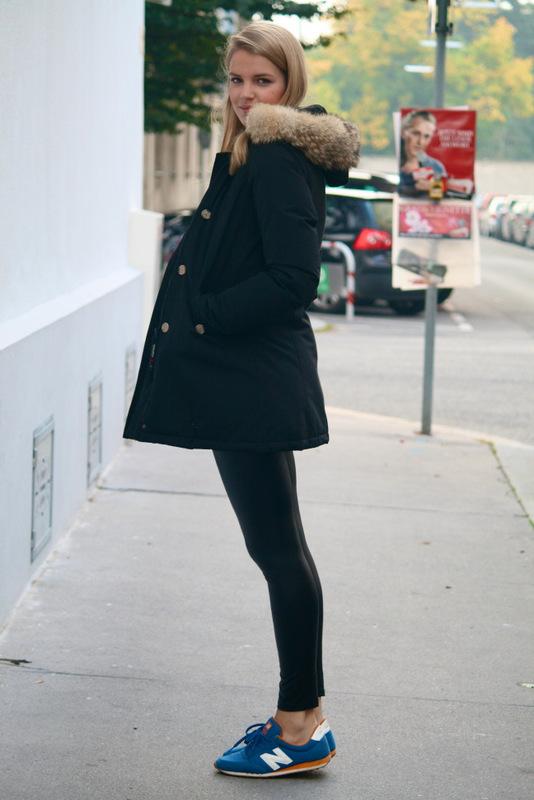 new balance damen outfit