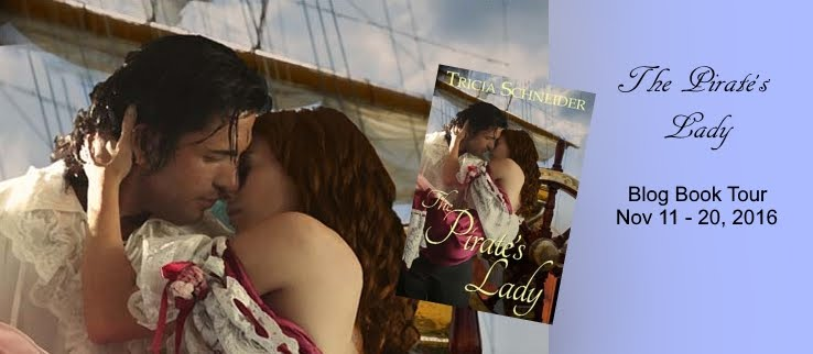 The Pirate's Lady Book Tour