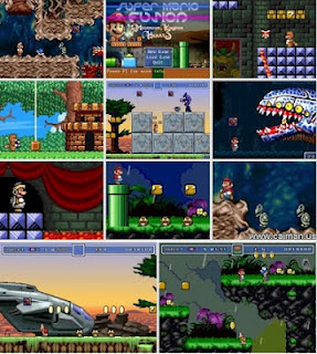 Super Mario Fusion Mushroom Kingdom Hearts