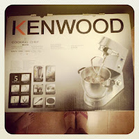 Cooking chef Kenwood