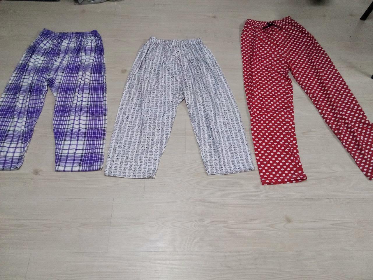 çocuk erkek bayan pijama alt eşofman altı kışlık giyim ürünleri imalatı yapan firmalar