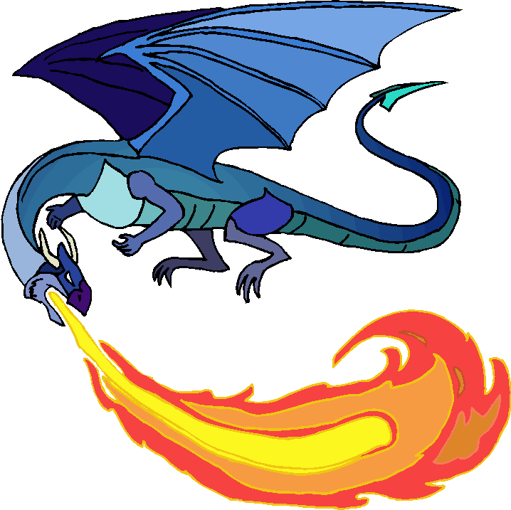 Pictures of Cartoon Dragons Breathing Fire Cartoon Dragon Breathing Fire