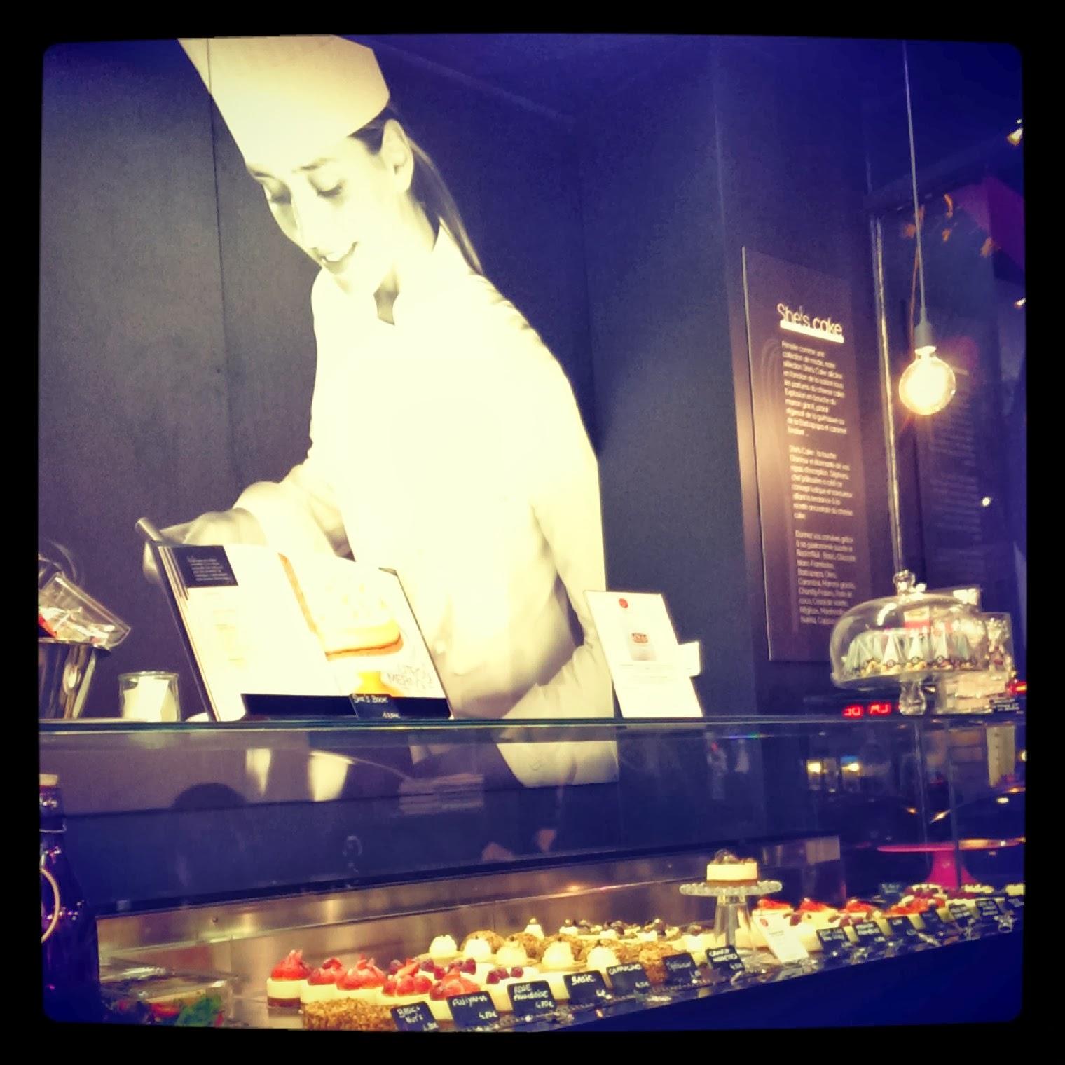 la dinette de nelly: #noelcanderel chez she's cake { sephora saada
