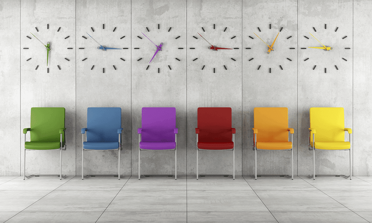 How Colour In The Workplace Affects Employees