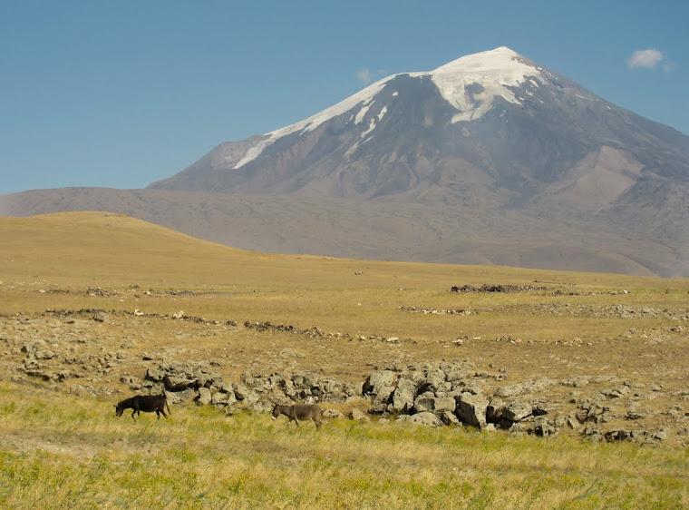 Ağrı Dağı - Mt Ararat