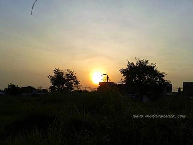 Keindahan Sunset