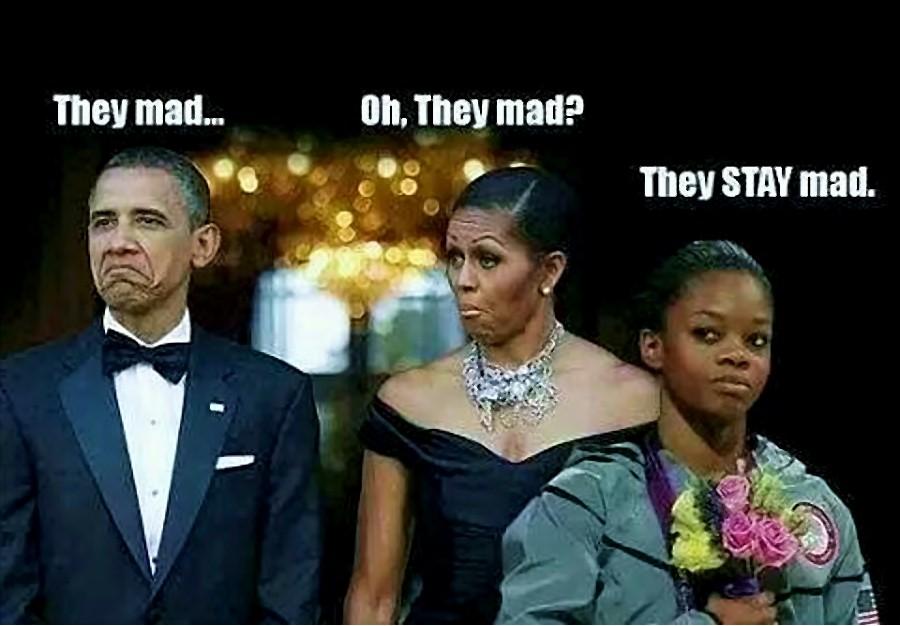 Wallace's Absolute Favorite Barrack Obama Meme.