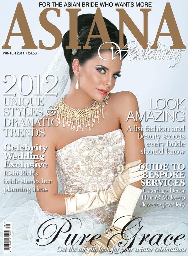 Woman Asian Bride Magazines London 66