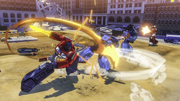 Transformers: Devastation PC Full Español