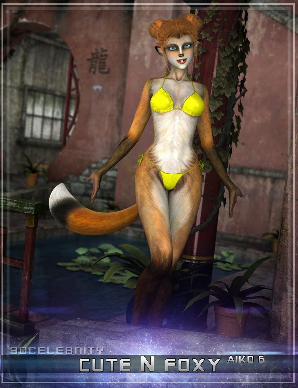 N Foxy mignon pour Aiko 6