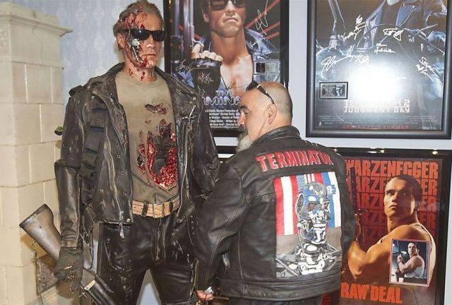 Museum Terminator Di Austria [ www.BlogApaAja.com ]