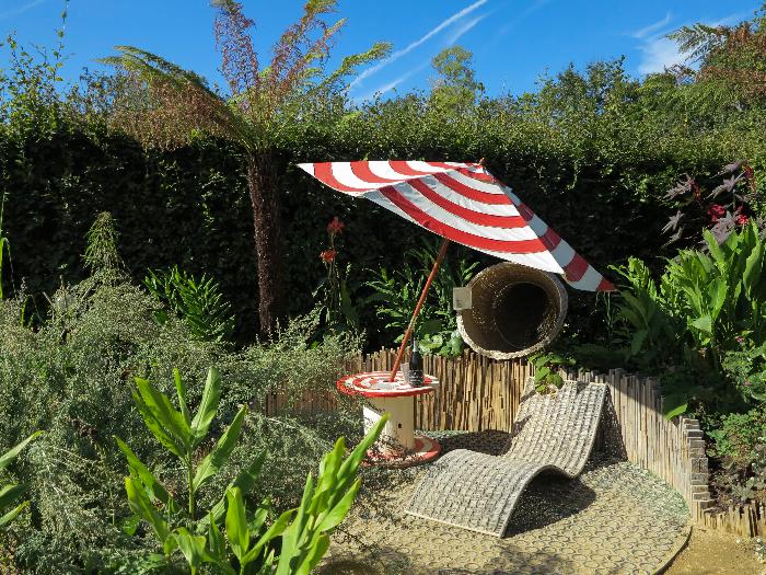 Nibelle et baudouin festival international des jardins de chaumont sur loire 2013 - Chaumont sur loire jardins ...