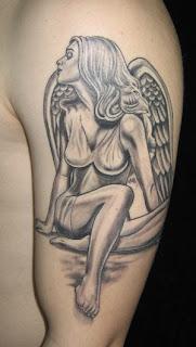 Fotos de Tatuagens de Anjas