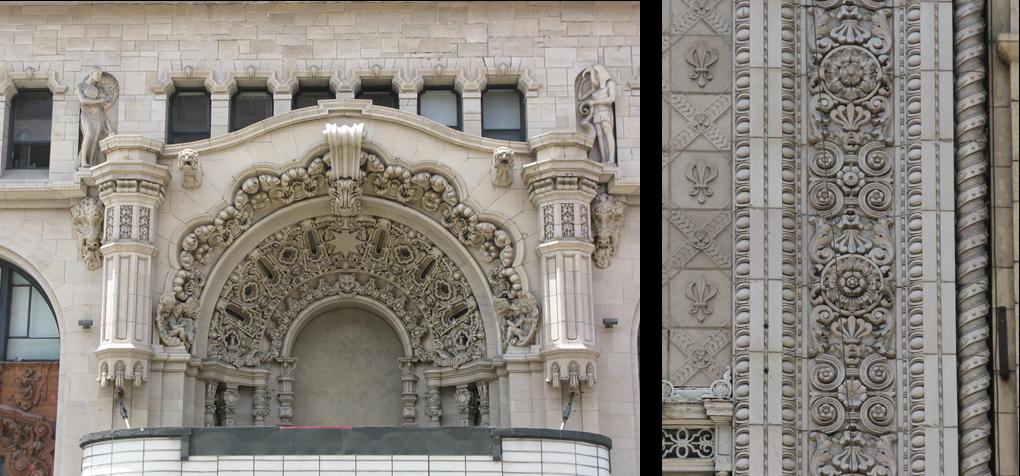 Architecture Details Los Angeles