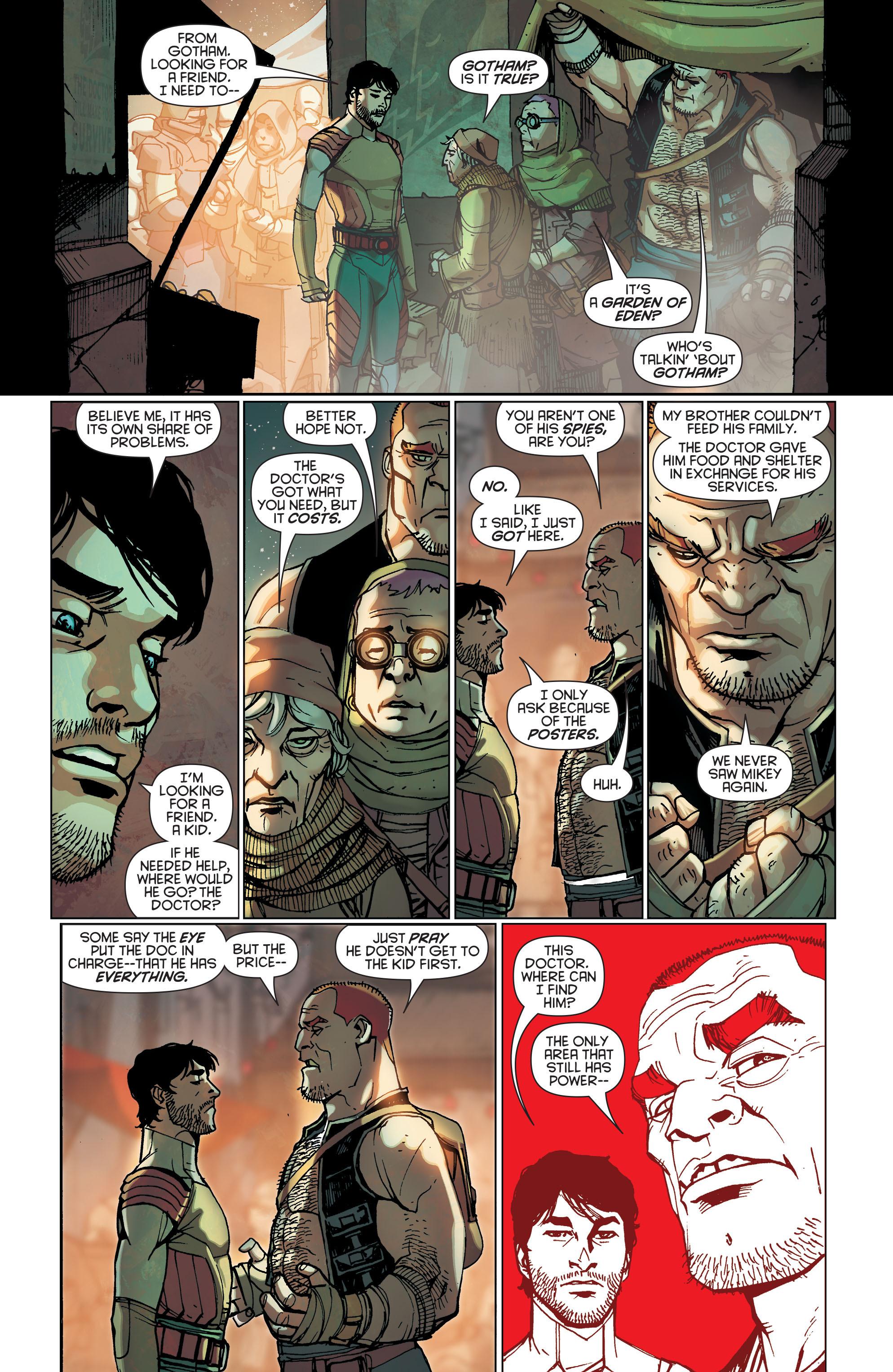 Batman Beyond (2015) Issue #9 #9 - English 11