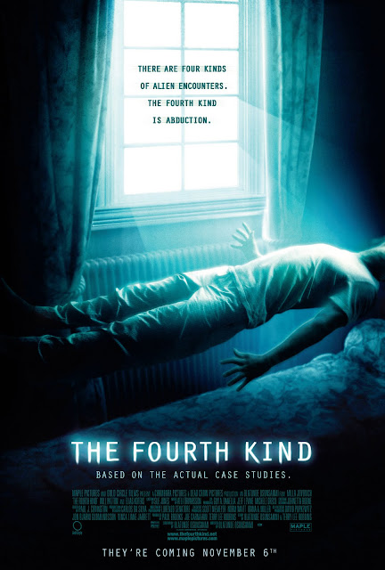 The Fourth Kind movie, The Fourth Kind real, The Fourth Kind fake
