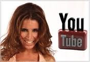 Flor Peña en Youtube