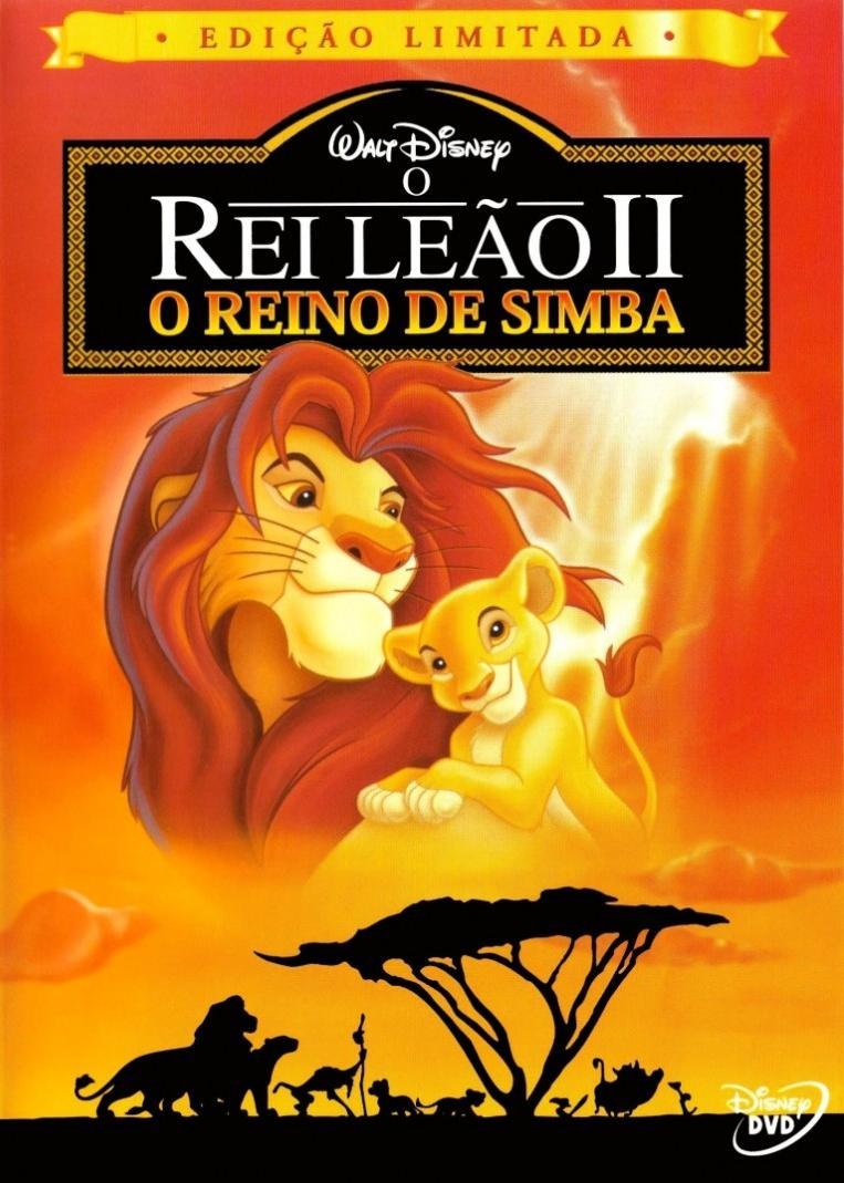 O Rei Leão 2 - O Reino de Simba O-rei-leao+2-o-reino-de-simba