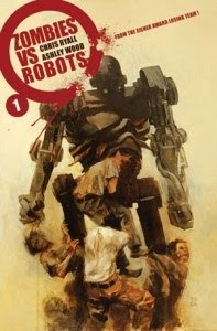 Zombies vs Robots Film