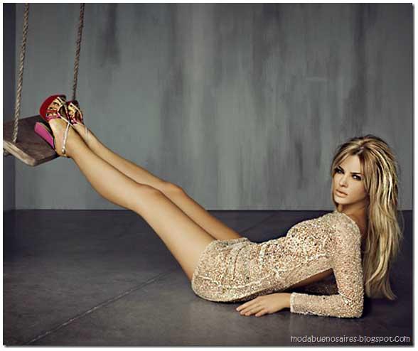 Ricky Sarkany 2012 colección primavera verano, zapatos y sandalias Sarkany 2012