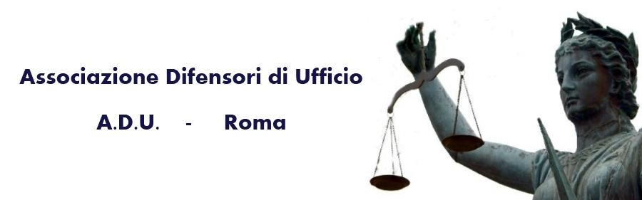 Associazione Difensori di Ufficio Roma