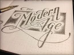 The Modern Age. Lesson 1