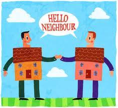 link neighbourhood