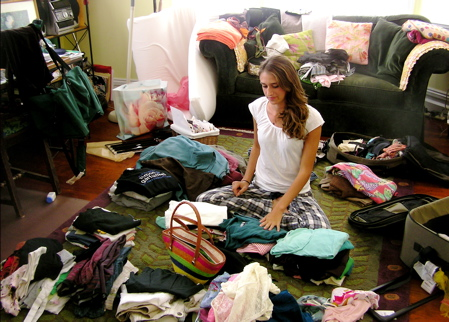 Ultimate Girl S College Packing List