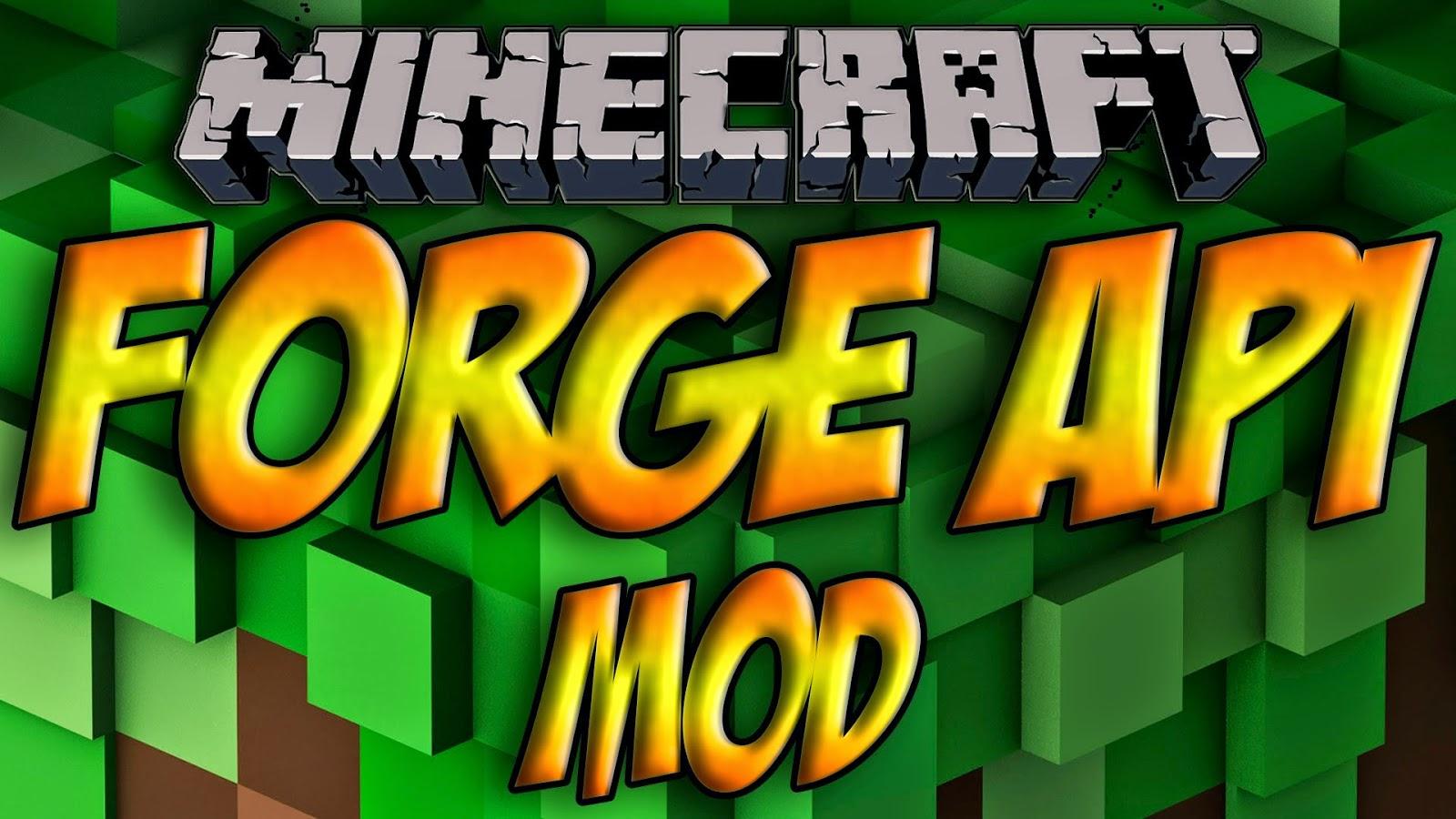 Minecraft Forge API para la 1.7.2, minecraft forge, forge 1.7.2, forge, minecraft mods, minecraft, descargar minecraft, mods para minecraft, cómo instalar mods, minecraft cómo instalar mods