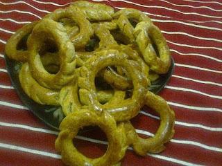 طريقة تحضير الكعك المغربي بالصور