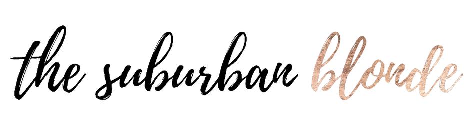 Suburban Blonde