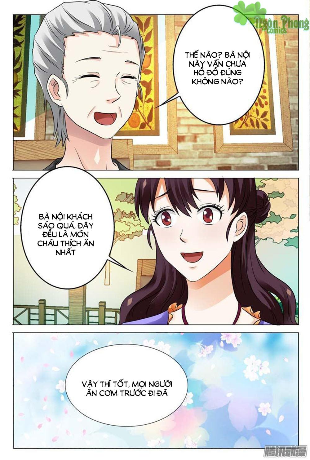Hào Môn Tiểu Lão Bà – Chap 104