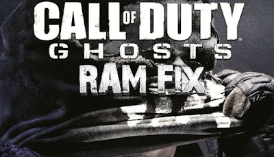 call of duty ghosts ram fix reloaded download