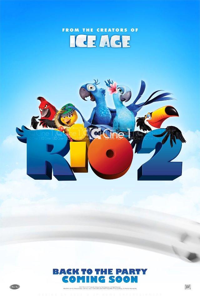 Rio 2 - 3d 2014 Ful Hd