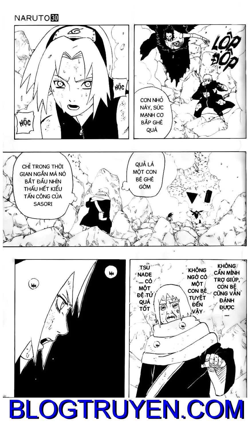 Naruto chap 270 Trang 8 - Mangak.info