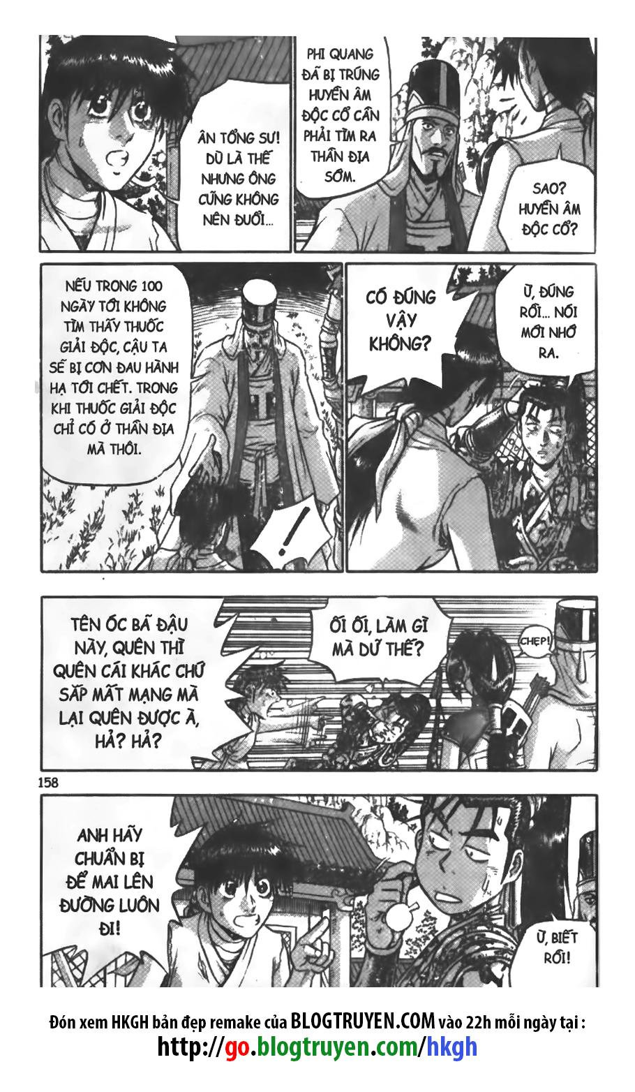 Hiệp Khách Giang Hồ chap 331 page 5 - IZTruyenTranh.com