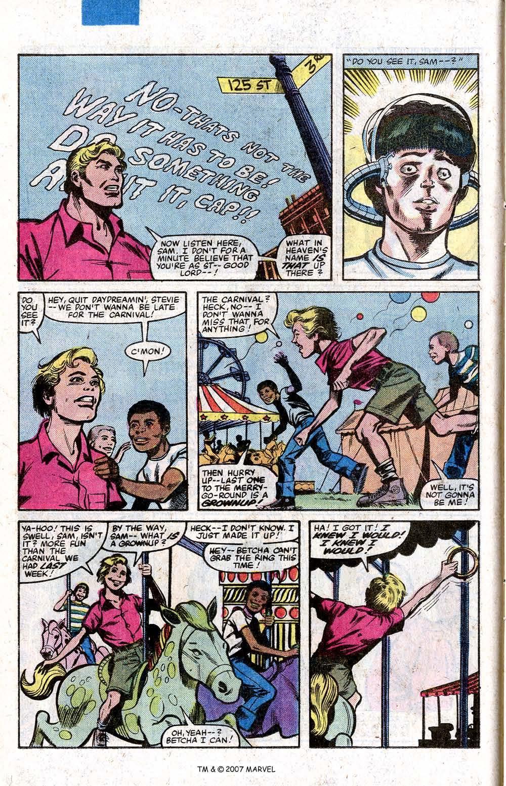 Captain America (1968) Issue #264 #179 - English 12
