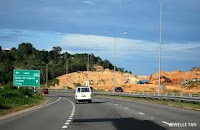 brunei Lumut Orange Hill
