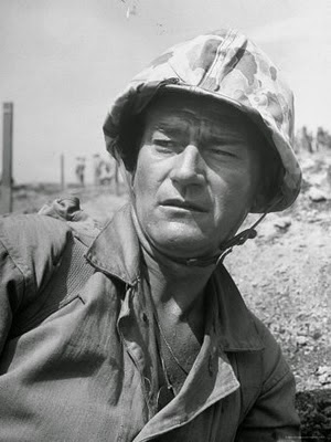 John Wayne Quote Life Is Hard Gorgeous A Boat Against The Current Movie Quote Of The Day John Wayne On