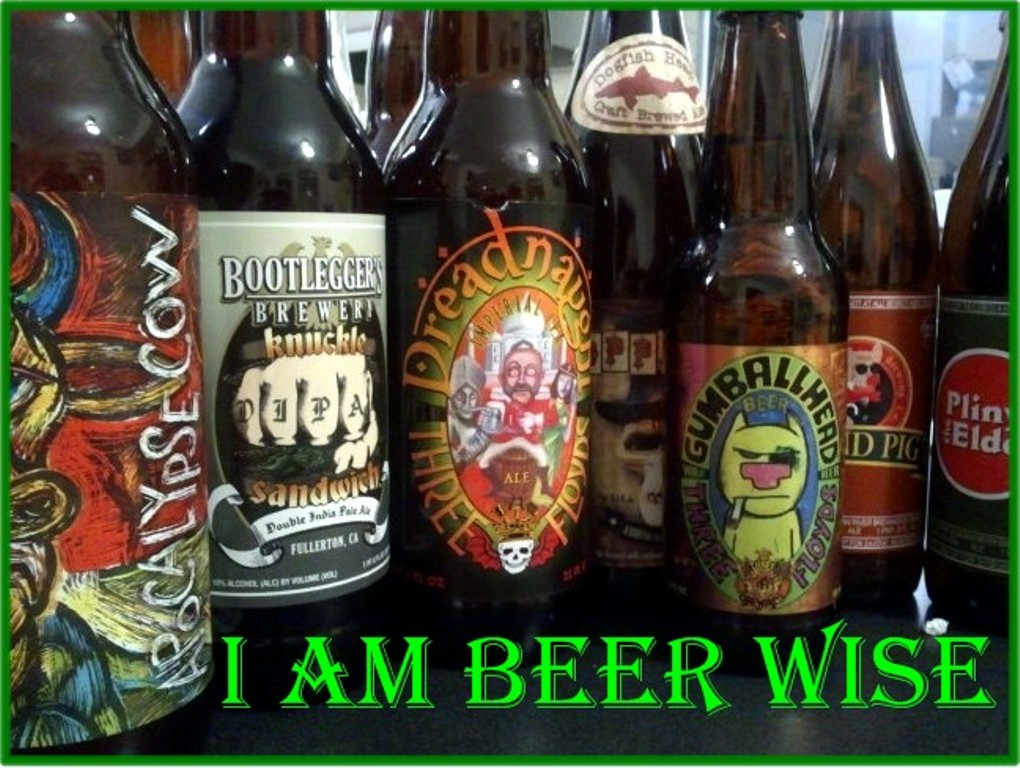 I Am Beer Wise