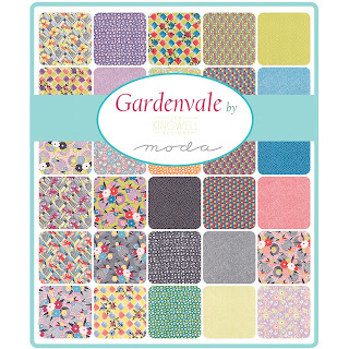 Moda GARDENVALE Fabric by Jen Kingwell for Moda Fabrics