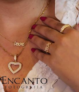 anel semi-jóia love