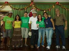 Natal Feliz - Orfanato Sta Terezinha