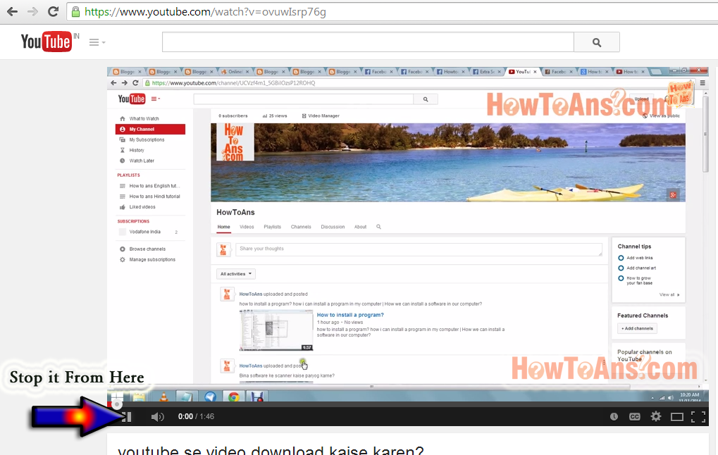 How to download youtube video without software how to ans dont how to download youtube video without software ccuart Images