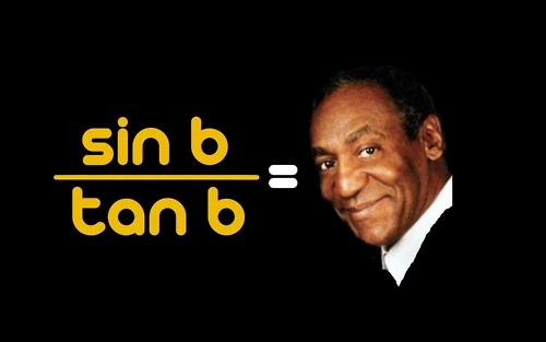 Sinb Tanb = Bill Cosby