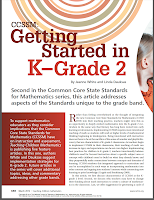 http://commoncore.greenwich.wikispaces.net/file/detail/NCTM%20Article%202%20CCSSM%20Getting%20Started%20K-2.pdf