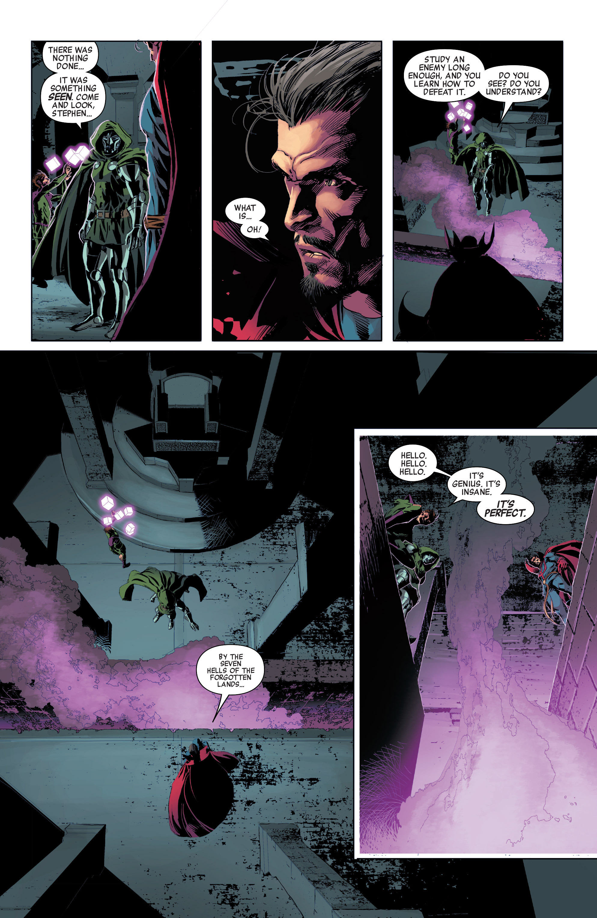 New Avengers (2013) Issue #33 #34 - English 28