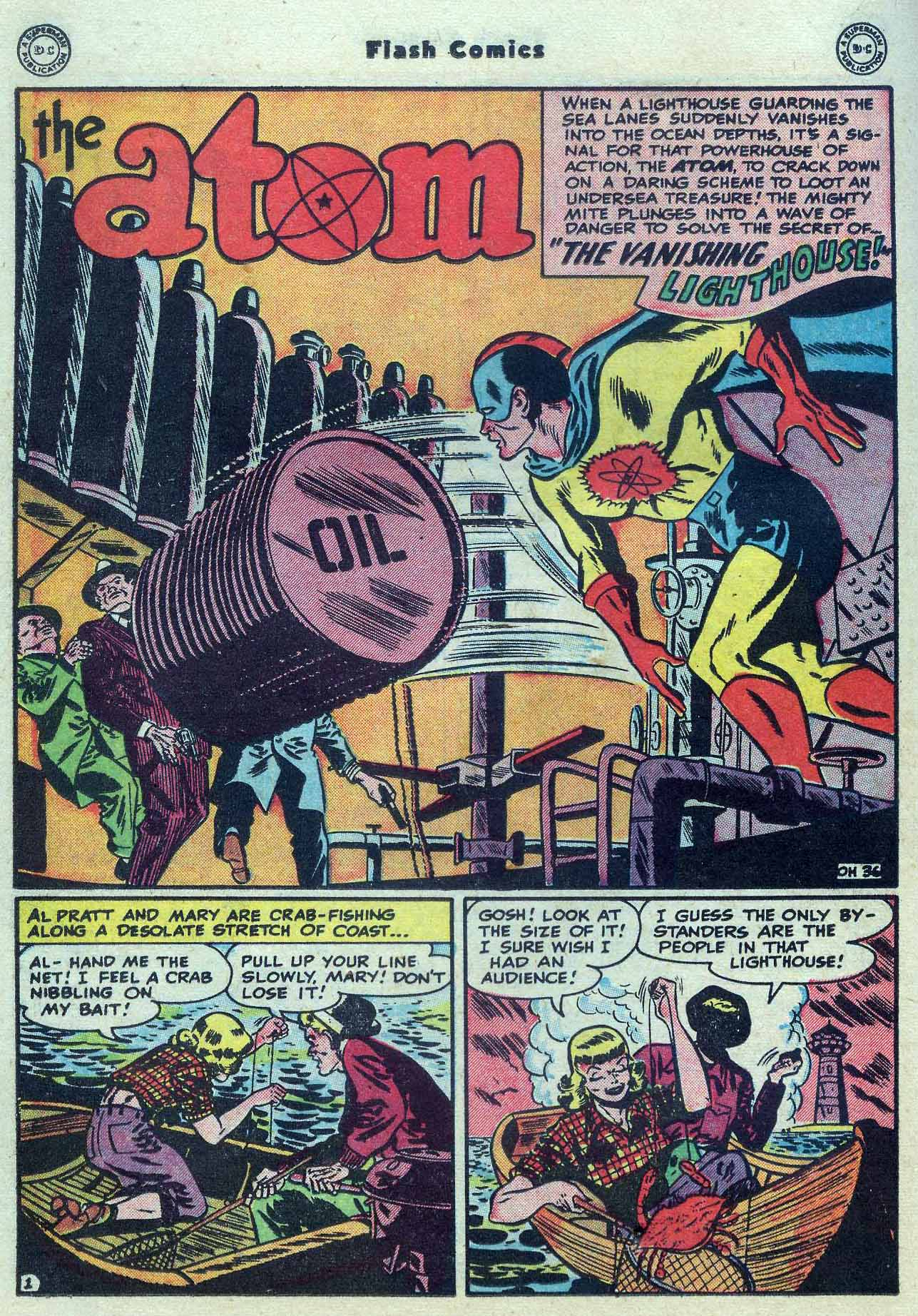 Flash Comics Issue #104 #104 - English 32