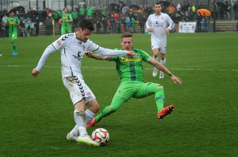 Empate no Borussia-Park
