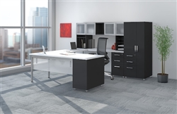 Modern Office Furniture Suite